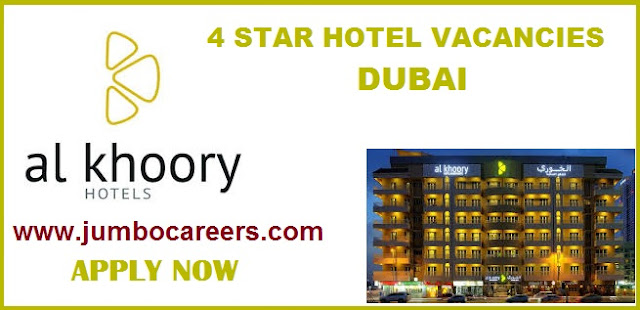 Hotel Job Salary In Dubai For Waiter Jobs