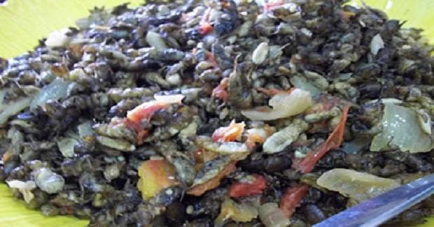 Adobong Kamaru Recipe