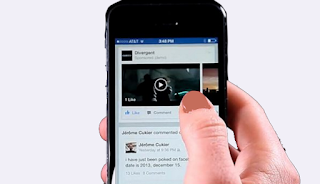 Cara Upload Video Ke Facebook Lewat UC Browser Android