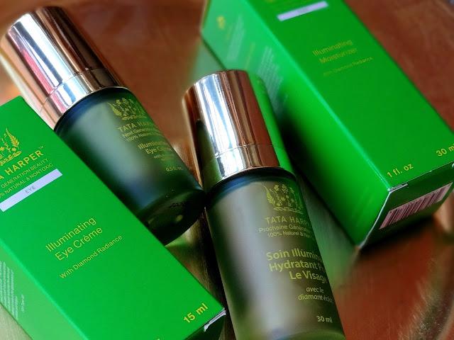 Tata Harper Illuminating Moisturizer & Illuminating Eye Cream
