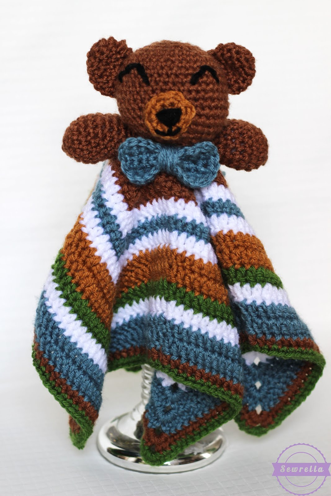 The cuddliest crochet bear lovey sewrella youll need to make only a head and arms not the entire bear so this is a great beginner amigurumi project dont be afraid if you can single crochet bankloansurffo Images