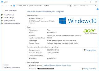 Cara Aktivasi Windows 10 Permanen Dengan Skype