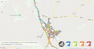 mapa do 4g da oi na cidade de inhumas
