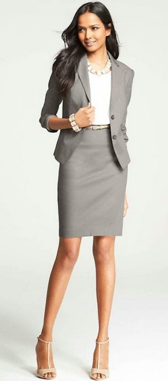 Business Attire for Women Women's Business Pants. Business pants for women come in many varieties, including straight-leg, bootcut and cigarette styles. When choosing a pair, select the cut that best flatters your body type. But, be mindful of the length. If your pants bunch at the bottom, be sure to take them to a tailor instead of cuffing them.