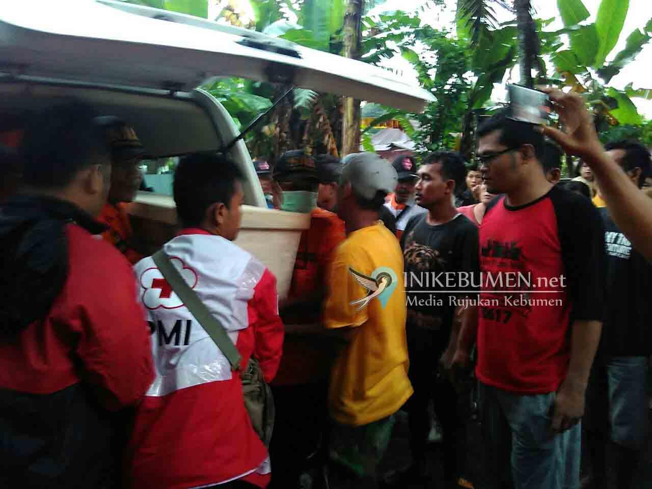 Jenasah Nurul, Korban Tenggelam di Pantai Setrojenar Sudah Diantar ke Purbalingga