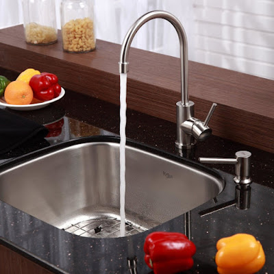 Tips Memilih Kitchen Sink