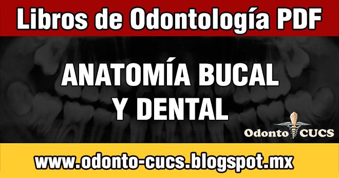 Anatomía Bucal y Dental - Odonto-CUCS