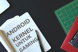 Custom Kernel yang Cocok untuk Game di Redmi Note 5 Pro (Whyred)