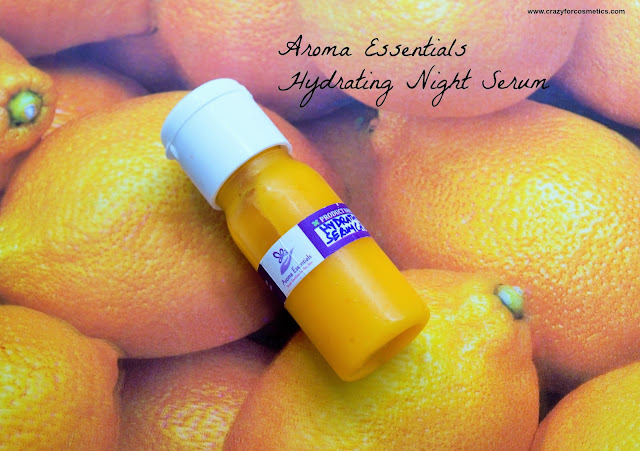 Aroma Essentials Hydrating Night Serum Review