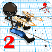 Sniper Shooter Stickman 2 Fury Unlimited Money MOD APK