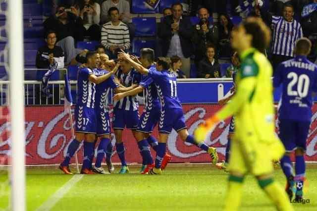 Deportivo Alaves vs Malaga