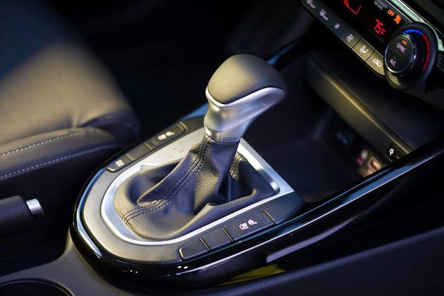Kia Forte5 / Cerato Hatch 2020 - transmissão automática