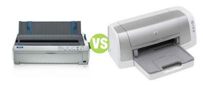 Impact Printers and Non-Impact