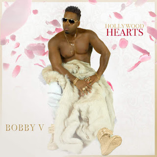 Bobby V - Hollywood Hearts (2016) - Album Download, Itunes Cover, Official Cover, Album CD Cover Art, Tracklist