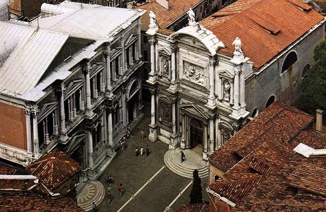 O que conhecer na Igreja de São Roque em Veneza