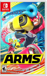 ARMS Global Testpunch [ + Update ]