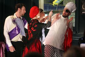 Bizet - Le docteur Miracle - Pop-Up Opera 2014 (Photo Jenny Dale)