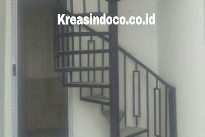 Tangga Putar Besi Pemasangan Di Tebet Dalam 10 Jakarta