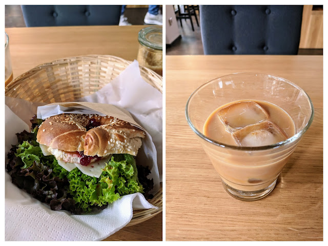 What to eat in Düsseldorf: breakfast at Goldsheim Coffee