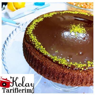 Tart Kalıbında Kek Tarifi