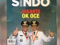 Sony Sumarsono Kecam 3 Kesalahan Fatal Gambar Anies-Sandi Di Majalah Sindo Weekly, Ini Alasannya