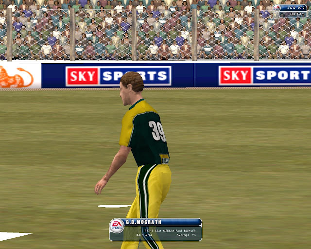 EA Sports Cricket 2002 Download For Free