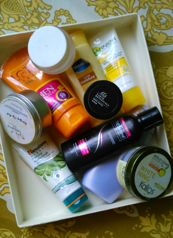Skincare and Haircare Empties #3