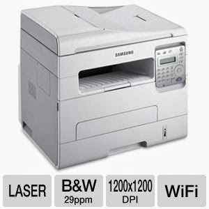 FW Mono Laser MFPs permit y'all practise to a greater extent than inward less infinite Download Driver Samsung SCX-4729FW