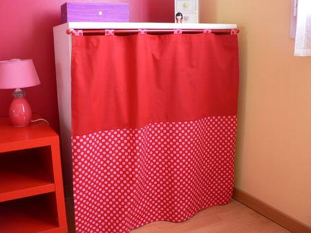rideau bibliotheque le blog des rideaux. Black Bedroom Furniture Sets. Home Design Ideas