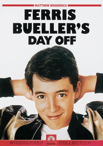 Can paraphrased? ferris bueller lick palms You are