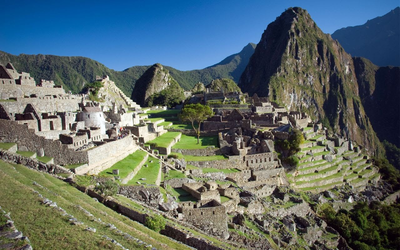 peruvian city inca empire - HD1280×800