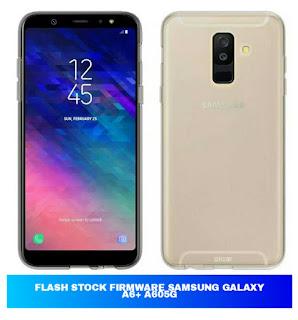 Firmware Samsung Galaxy A6+ bermasalah