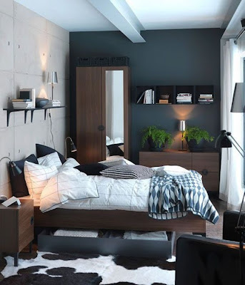 desain kamar tidur minimalis modern tren 2014 inspirasi