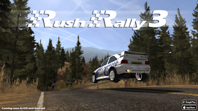 Rush Rally 3 Apk + Mod for Android (paid)
