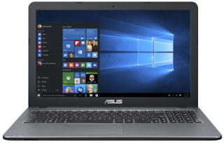 Asus X541UA Drivers windows 10 64bit