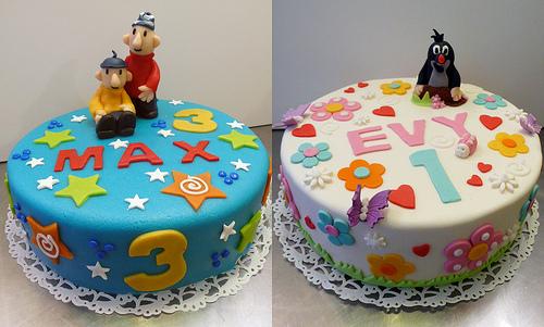 Diario Di Una Creamamma Parlando Di Torte Di Compleanno Per Bambini