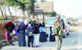 Dozens dead as rebels fight to break Aleppo siege