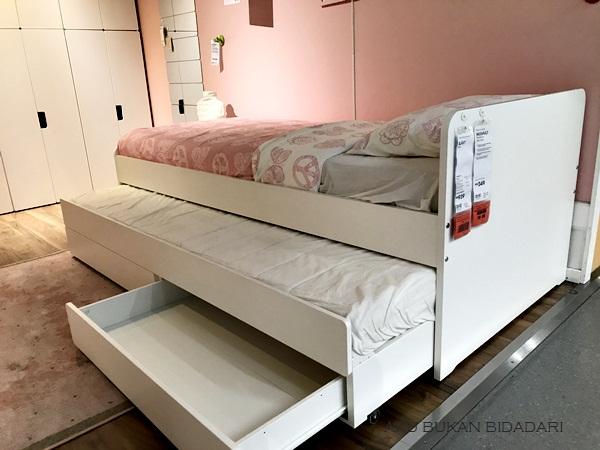 Katil Macam Ni Agak Praktikal Jimat Ruang