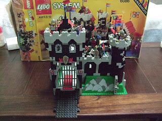 Classic Castle Black Knight S Castle