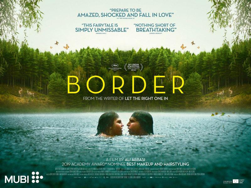 border film poster