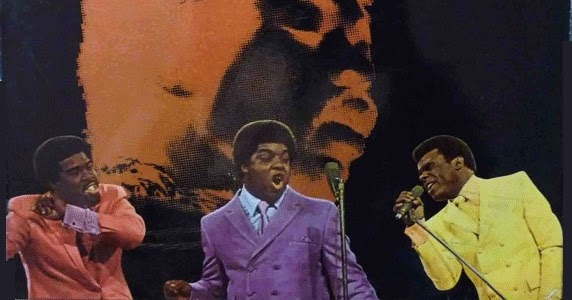Isley Brothers Simon Says Wild Little Tiger
