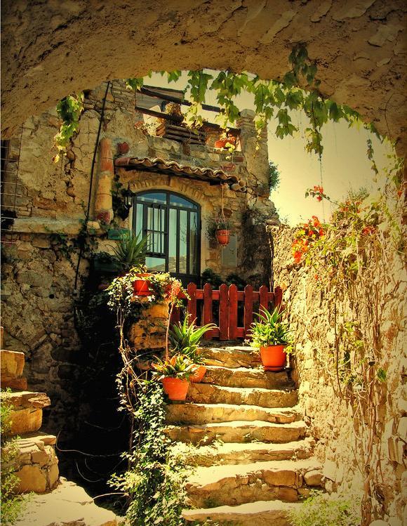 Hogares frescos casas para vacaciones de cuentos de hadas - Cambio de casa para vacaciones ...