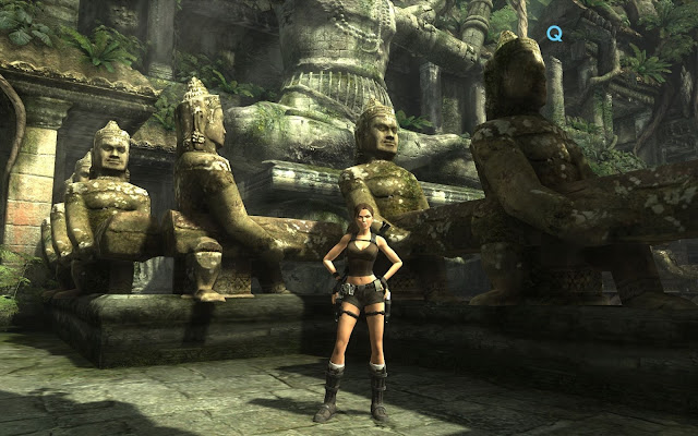 Tomb Raider Underworld PC Free Download Screenshot 1