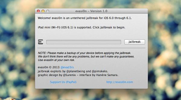 link for ios 6.1/6.0.1 jailbreak untethered