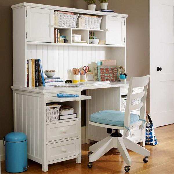 Đặt bàn học trong nhà
