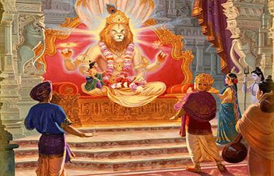 The Toronto Hare Krishna Temple!: Nrsimha Caturdasi - Saturday ...