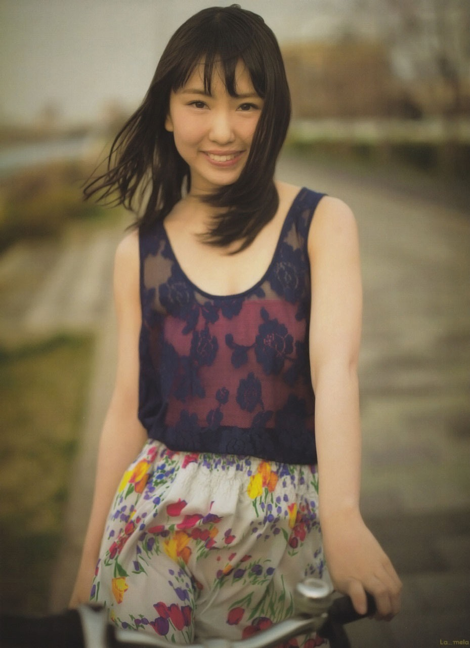 Kumazaki Haruka 熊崎晴香 SKE48, BUBKA Magazine 2016.07 Gravure