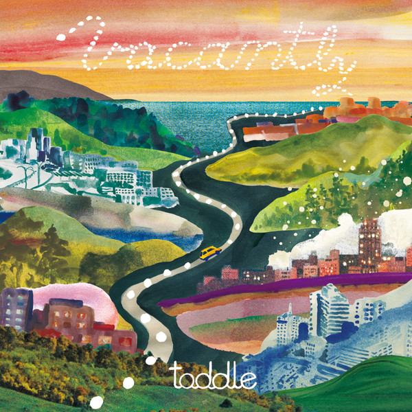 [Album] toddle – Vacantly (2016.07.27/MP3/RAR)
