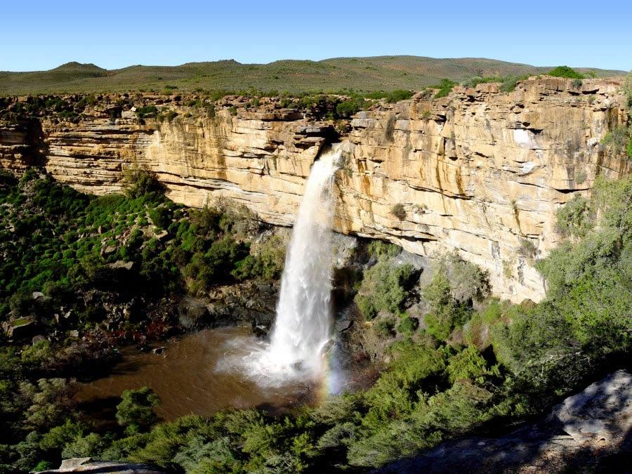 Cachoeira Doorn River