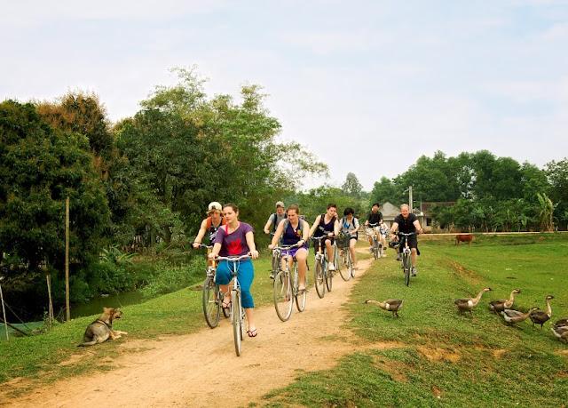 rutas en bicicleta por Vietnam